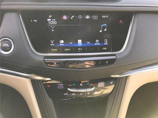 2019 Cadillac XT5 Base (Stk: Z100294) in Newmarket - Image 16 of 19