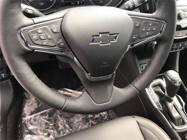 2019 Chevrolet Cruze Premier (Stk: S530563) in Newmarket - Image 15 of 20