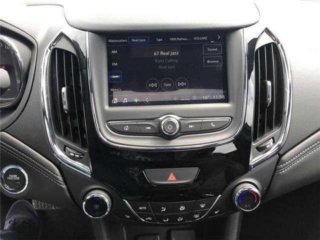 2019 Chevrolet Cruze Premier (Stk: S530563) in Newmarket - Image 17 of 20