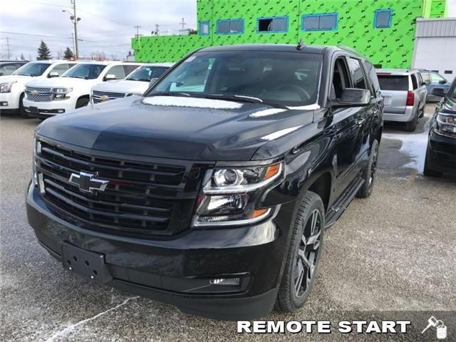 2019 Chevrolet Tahoe Premier (Stk: R229922) in Newmarket - Image 1 of 19