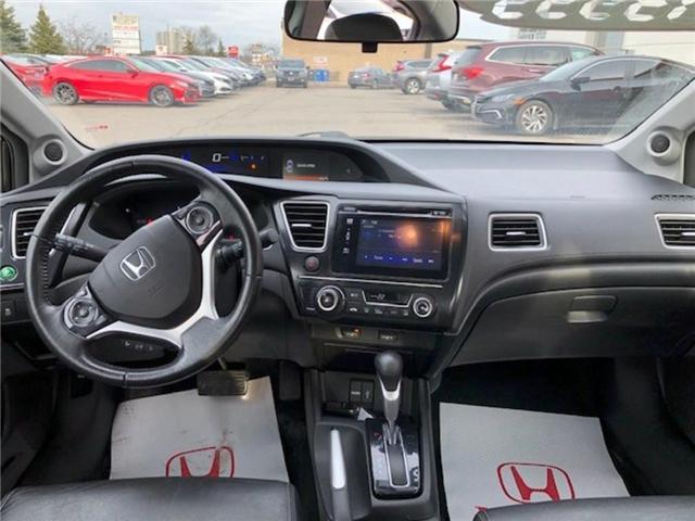 2014 Honda Civic Touring (Stk: P7053) in Georgetown - Image 3 of 10