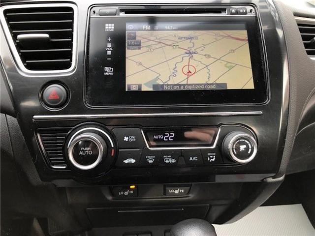2014 Honda Civic Touring (Stk: P7053) in Georgetown - Image 7 of 10
