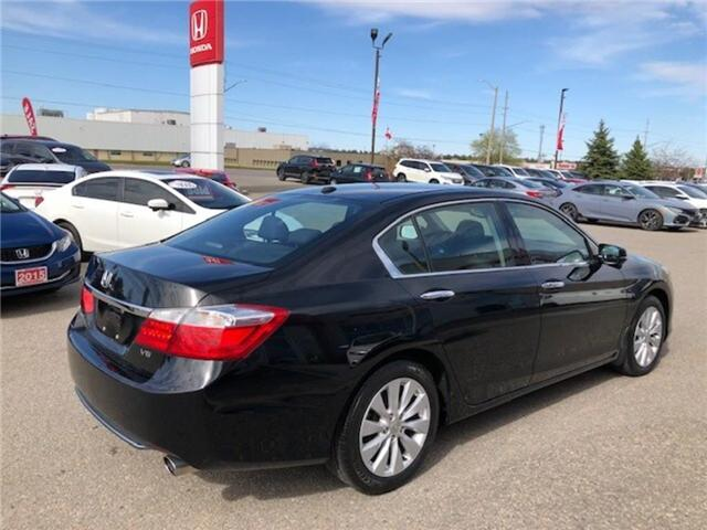 2015 Honda Accord EX-L V6 (Stk: P7068) in Georgetown - Image 2 of 11