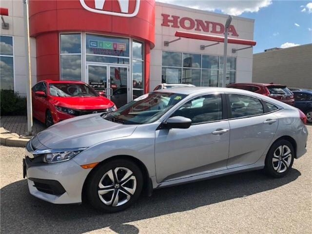 2017 Honda Civic LX (Stk: P7095) in Georgetown - Image 1 of 7