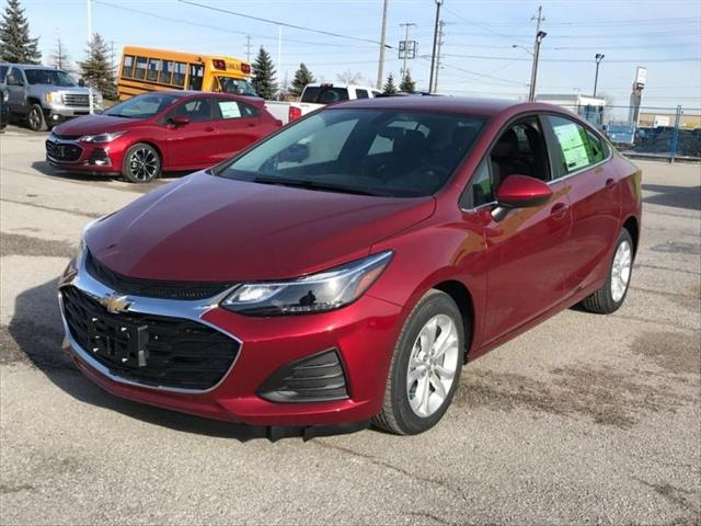 2019 Chevrolet Cruze LT (Stk: 7123644) in Newmarket - Image 1 of 20