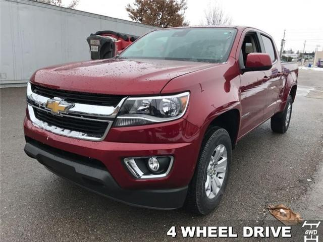 2019 Chevrolet Colorado LT (Stk: 1189702) in Newmarket - Image 1 of 19