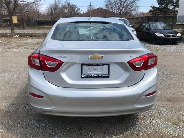2019 Chevrolet Cruze LT (Stk: 7124992) in Newmarket - Image 4 of 20