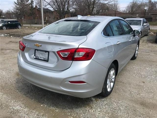 2019 Chevrolet Cruze LT (Stk: 7124992) in Newmarket - Image 5 of 20