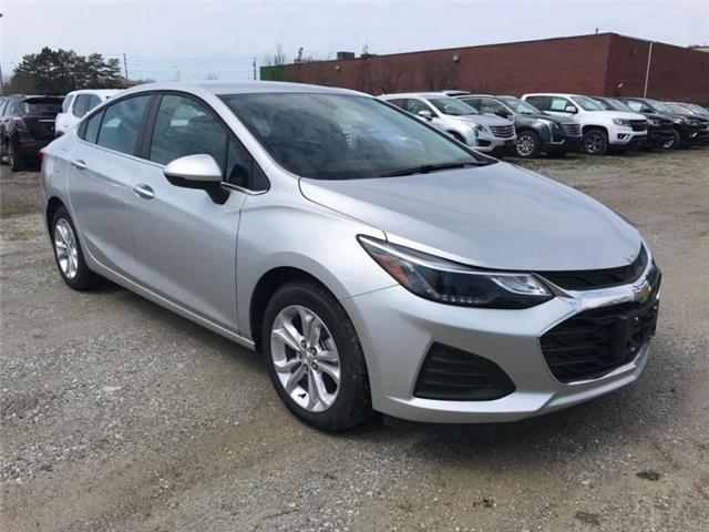 2019 Chevrolet Cruze LT (Stk: 7124992) in Newmarket - Image 7 of 20