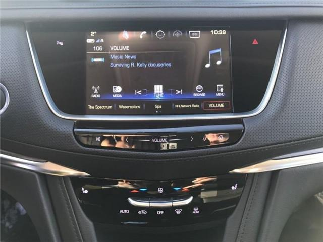 2019 Cadillac XT5 Luxury (Stk: Z186267) in Newmarket - Image 17 of 20