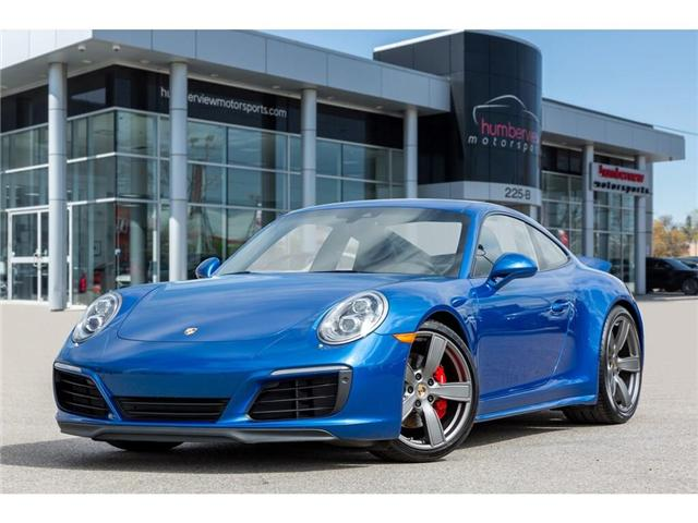 2018 Porsche 911  (Stk: 19HMS391) in Mississauga - Image 1 of 25