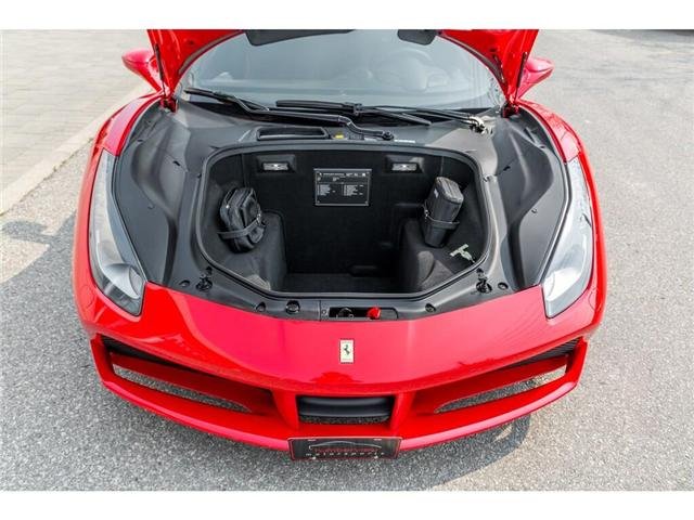 2017 Ferrari 488 GTB Base (Stk: 19HMS488) in Mississauga - Image 13 of 26