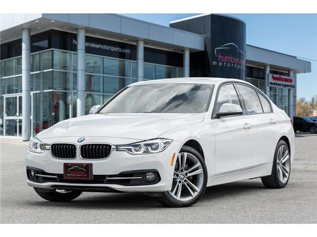 2018 BMW 330i xDrive (Stk: 19HMS482) in Mississauga - Image 1 of 21