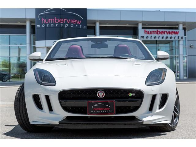 2017 Jaguar F-TYPE R (Stk: 19HMS496) in Mississauga - Image 2 of 20