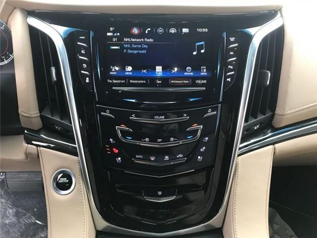 2019 Cadillac Escalade ESV Platinum (Stk: R248351) in Newmarket - Image 16 of 19