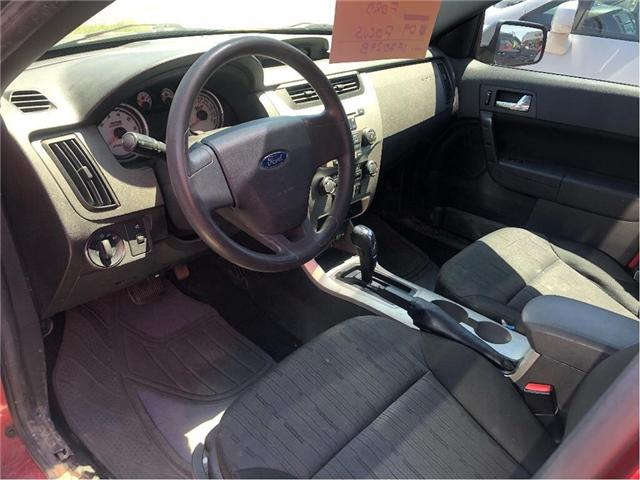 2009 Ford Focus SE (Stk: 19-7029B) in Hamilton - Image 10 of 18