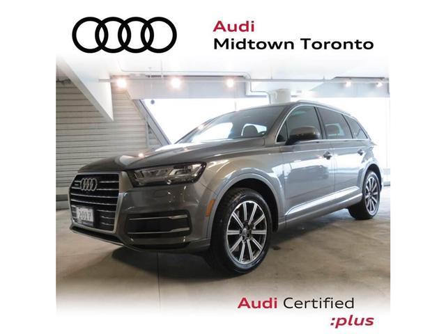 2017 Audi Q7  (Stk: AU6418A) in Toronto - Image 1 of 30