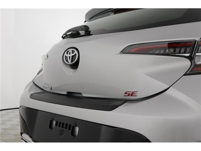 2019 Toyota Corolla Hatchback SE Upgrade Package (Stk: 283659) in Markham - Image 9 of 20