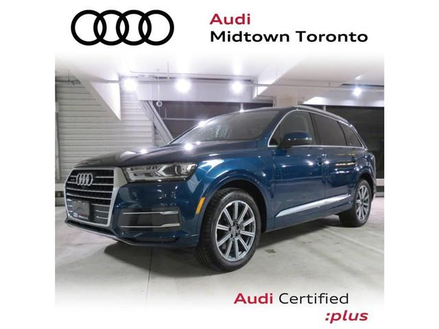 2018 Audi Q7  (Stk: AU4645) in Toronto - Image 1 of 28