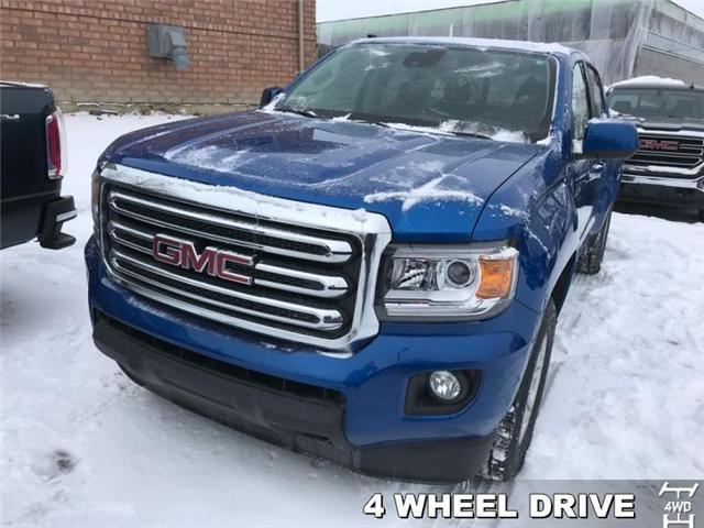 2019 GMC Canyon SLE (Stk: 1215921) in Newmarket - Image 1 of 18