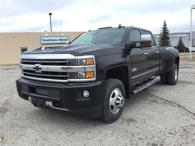 2019 Chevrolet Silverado 3500HD High Country (Stk: F205987) in Newmarket - Image 1 of 19