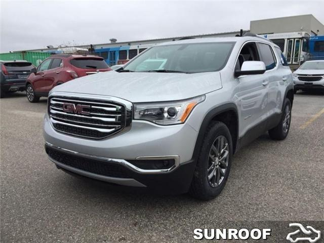 2019 GMC Acadia SLT-1 (Stk: Z215845) in Newmarket - Image 1 of 20