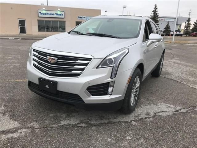 2019 Cadillac XT5 Luxury (Stk: Z220634) in Newmarket - Image 1 of 20
