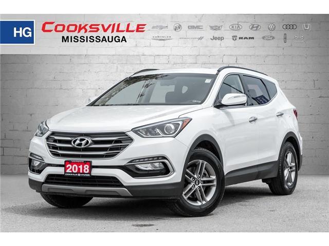 2018 Hyundai Santa Fe Sport 2.4 Premium (Stk: H7871PR) in Mississauga - Image 1 of 20
