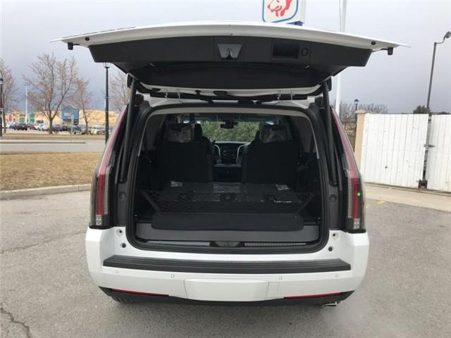 2019 Cadillac Escalade Luxury (Stk: R270079) in Newmarket - Image 10 of 19