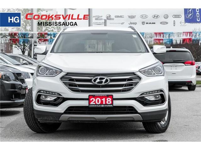2018 Hyundai Santa Fe Sport 2.4 Premium (Stk: H7871PR) in Mississauga - Image 2 of 20