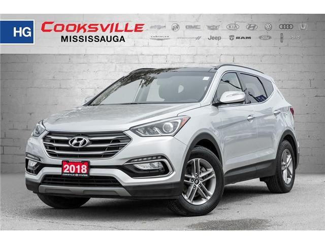 2018 Hyundai Santa Fe Sport 2.4 SE (Stk: H7848PR) in Mississauga - Image 1 of 20