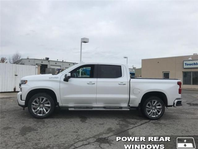 2019 Chevrolet Silverado 1500 High Country (Stk: Z238662) in Newmarket - Image 2 of 18