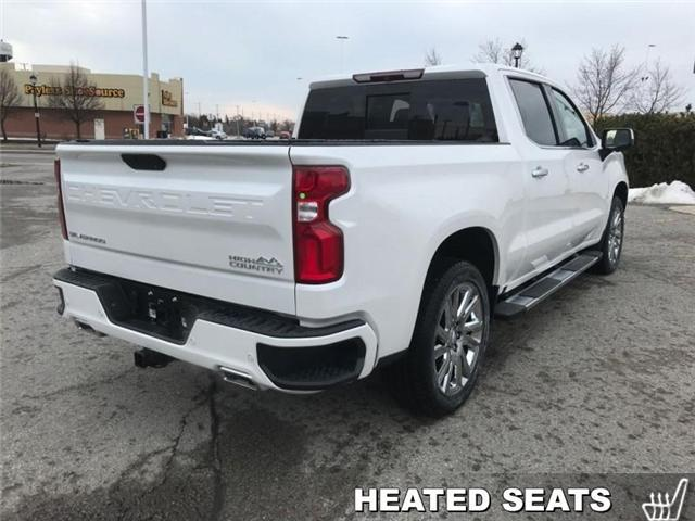 2019 Chevrolet Silverado 1500 High Country (Stk: Z238662) in Newmarket - Image 5 of 18
