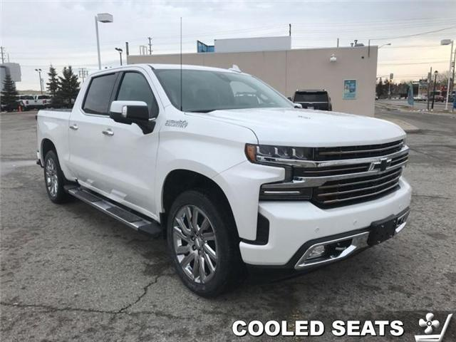 2019 Chevrolet Silverado 1500 High Country (Stk: Z238662) in Newmarket - Image 7 of 18