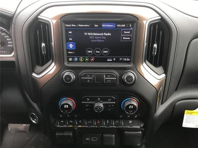 2019 Chevrolet Silverado 1500 High Country (Stk: Z238662) in Newmarket - Image 15 of 18