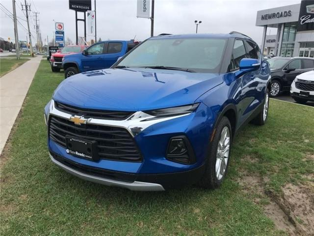 2019 Chevrolet Blazer 3.6 True North (Stk: S582662) in Newmarket - Image 1 of 20