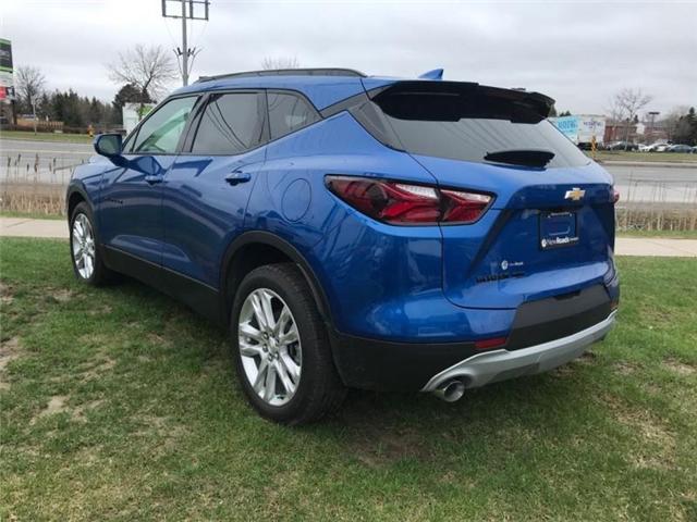 2019 Chevrolet Blazer 3.6 True North (Stk: S582662) in Newmarket - Image 3 of 20