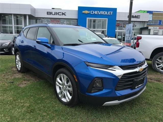 2019 Chevrolet Blazer 3.6 True North (Stk: S582662) in Newmarket - Image 7 of 20