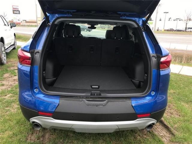 2019 Chevrolet Blazer 3.6 True North (Stk: S582662) in Newmarket - Image 10 of 20
