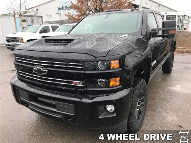 2019 Chevrolet Silverado 2500HD LT (Stk: F221262) in Newmarket - Image 1 of 17