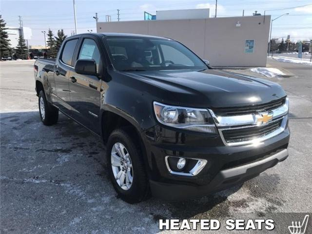 2019 Chevrolet Colorado LT (Stk: 1249824) in Newmarket - Image 7 of 19