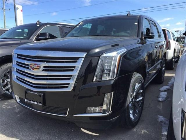 2019 Cadillac Escalade Platinum (Stk: R270553) in Newmarket - Image 1 of 1