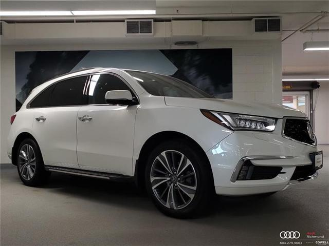 2017 Acura MDX Elite Package (Stk: A2587B) in Richmond - Image 1 of 21