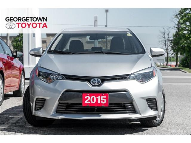 2015 Toyota Corolla  (Stk: 15-70435) in Georgetown - Image 2 of 18