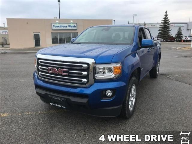 2019 GMC Canyon SLE (Stk: 1252469) in Newmarket - Image 1 of 20