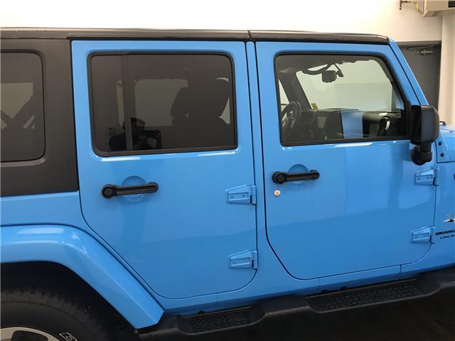 2018 Jeep Wrangler JK Unlimited Sahara (Stk: 207172) in Lethbridge - Image 6 of 22