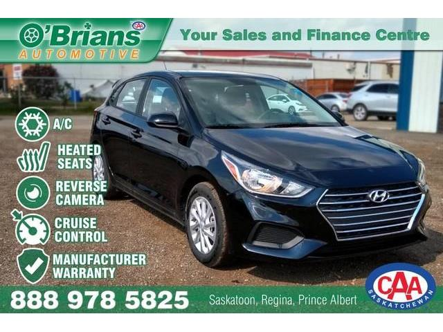 2019 Hyundai Accent Preferred (Stk: 12501A) in Saskatoon - Image 1 of 21