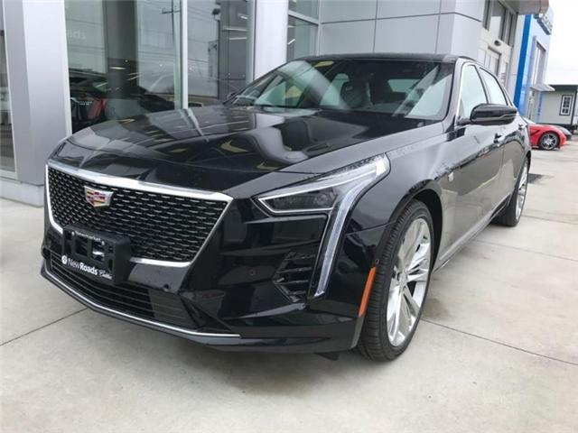2019 Cadillac CT6 3.0L Twin Turbo Platinum (Stk: U133249) in Newmarket - Image 1 of 8