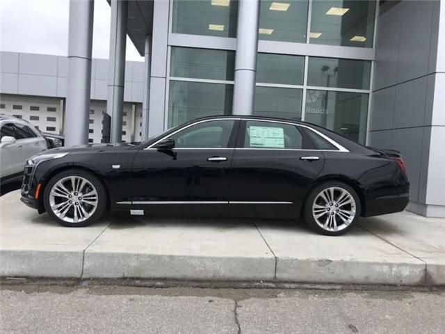 2019 Cadillac CT6 3.0L Twin Turbo Platinum (Stk: U133249) in Newmarket - Image 2 of 8