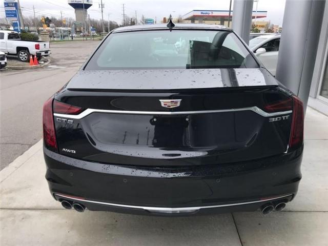 2019 Cadillac CT6 3.0L Twin Turbo Platinum (Stk: U133249) in Newmarket - Image 4 of 8